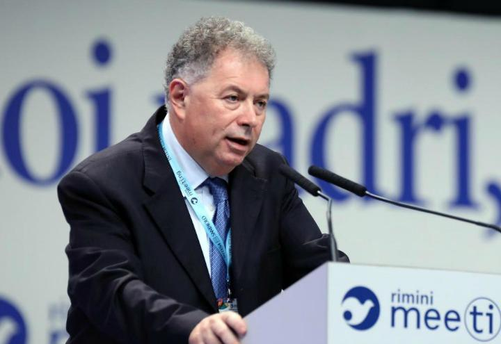 Meeting di Rimini  2019  – L'intervento di apertura di Giorgio Vittadini