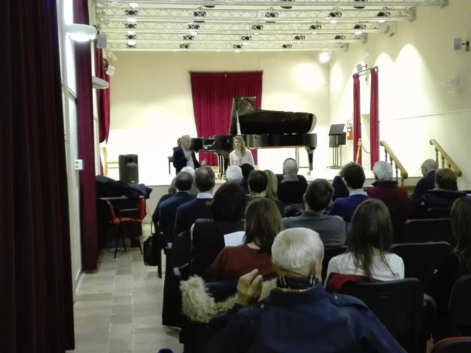 Sotto lo stesso cielo – il resoconto del concerto per pianoforte del 7 dicembre