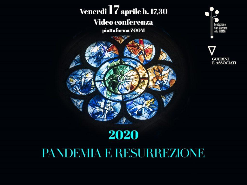 """""""2020 Pandemia e Resurrezione"""" – il video della conferenza"""