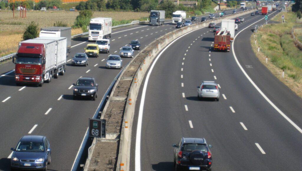 Terza corsia autostradale e Corridoio Adriatico